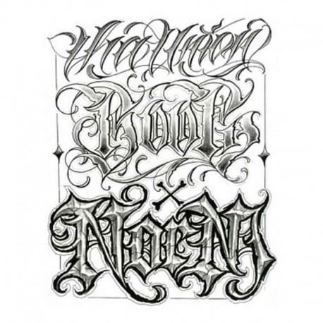 libro tatuaggio tha union norm & boog tattoo book