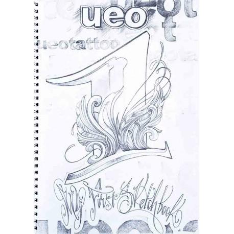 libro tatuaggio script ueo tattoo book