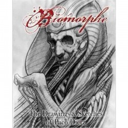libro tatuaggio biomorphe paco dietz tattoo book