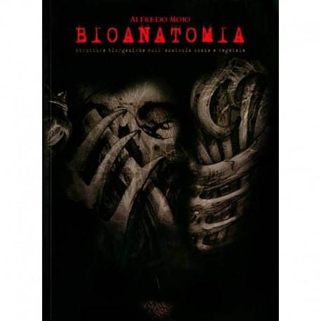 libro tatuaggio bioanatomia alfredo mojo tattoo book