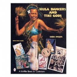 libro tatuaggio hula dancers tiki gods chris pfolits tattoo book