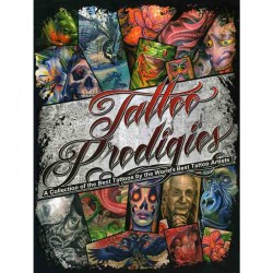 libro tatuaggio tattoo prodigies mike devries various artists book