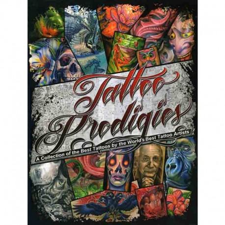 libro tatuaggio tattoo prodigies mike devries various artists book