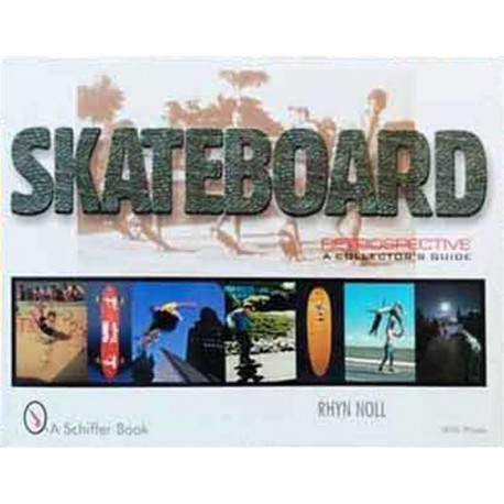 libro skateboard retrospective guide rhyn noll book