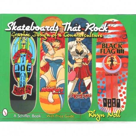 libro skateboards rock graphic design counterculture rhyn noll book