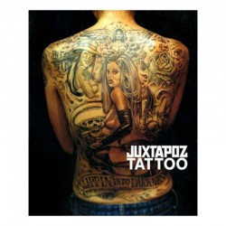 Juxtapoz Tattoo by Various Artist