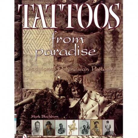 libro tatuaggio tattoos from paradise traditional polynesian patterns book