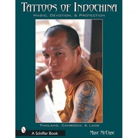 libro tatuaggio tattoos of indochina magic devotion protection mccabe michael book