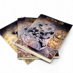 sacrum cor book a5 japanese tattoo book libro giapponese tatuaggio