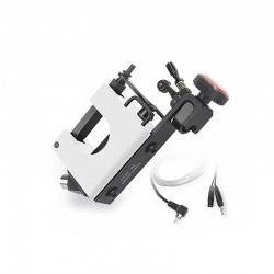 Swiss Tattoo Machine Black & White Plus RCA