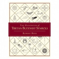 handbook tibetan buddhist symbols robert beer simboli buddhisti tattoo tatuaggio libro