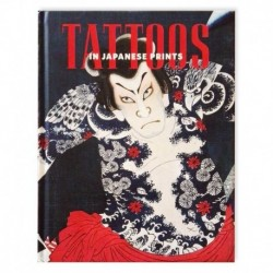 tattoos in japanese prints book libro tatuaggio