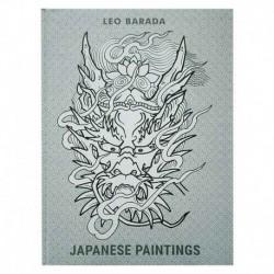 japanese paintings leo barada tattoo book libro tatuaggio