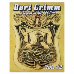Bert Grimm Volume 2 by Mike & Mary Skiver