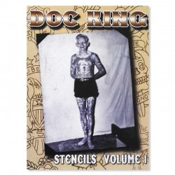 Doc King Stencils Volume 1 by Jerry Riegger