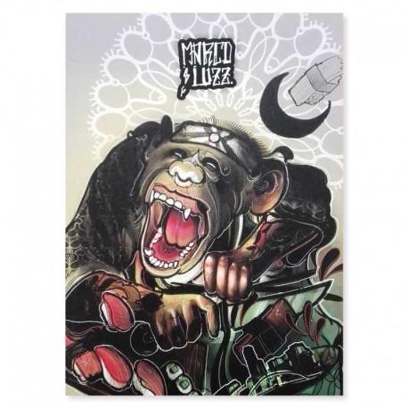 Sketchbook Volume 2 by Marco Luzz