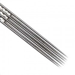 Aghi tatuaggio Pro Tat Tattoo Devices, 07 RM 0,35 XLT, round magnum tattoo needles