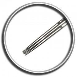 Aghi per tatuaggio Magic Moon 07 RL 0,35 MT - 7 round liner medium taper tattoo needles