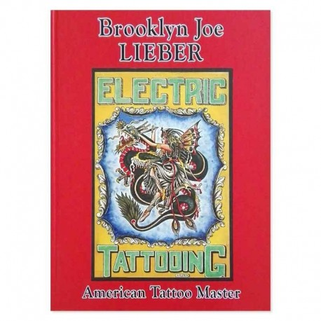 libro brooklyn joe lieber american tattoo master cover copertina