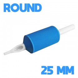 "Tattoo Grip 1"" (25 mm) Color 3 Round"