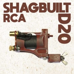 shagbuilt d20 tattoo machine rca red
