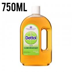 Dettol Liquido Antisettico - 750 ml