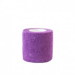Benda Elastica Coesiva col. Lavender Purple