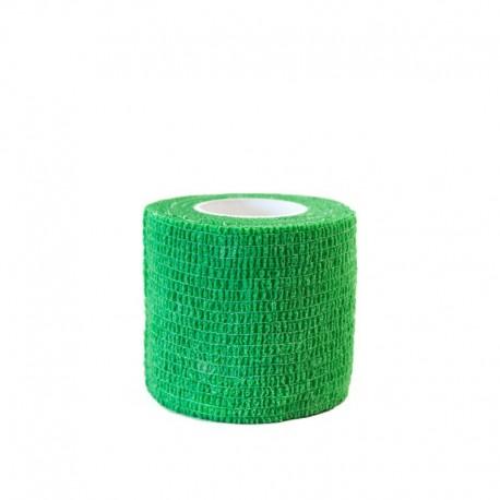 benda elastica coesiva tattoo grip tatuaggio autoaderente fascia jade green