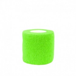 Benda Elastica Coesiva col. Neon Green