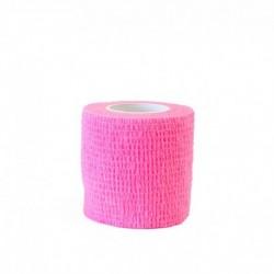 Benda Elastica Coesiva col. Neon Pink