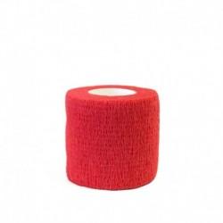 Benda Elastica Coesiva col. Red