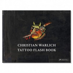 christian warlich tattoo flash book libro tatuaggio traditional copertina