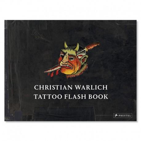 christian warlich tattoo flash book libro tatuaggio traditional copertina