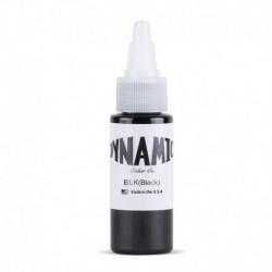 dynamic ink black 30 ml colore nero