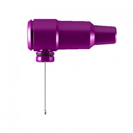 cheyenne hawk spirit rotary tattoo machine purple