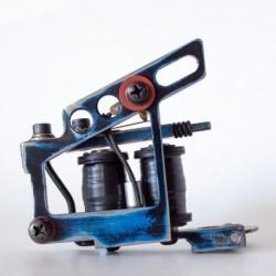 Macchina a bobine Maciste Iron - Cloudy Blue Liner