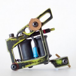 Macchina a bobine Maciste Iron - Pollution Green Liner