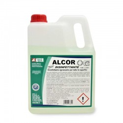 Disinfettante Detergente Pavimenti e Superfici Alcor 3 lt