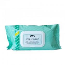 Fazzolettini Disinfettanti con Sterixidina