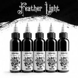 solid ink feather light tim hendricks magic mix colore tatuaggio tattoo color