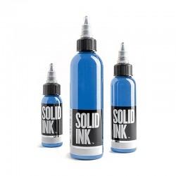 solid ink baby blue colore tatuaggio tattoo color