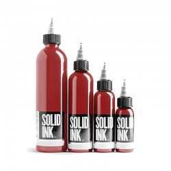 Solid Ink - Super Red