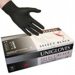 Guanti in Lattice Nero Unigloves Select Black