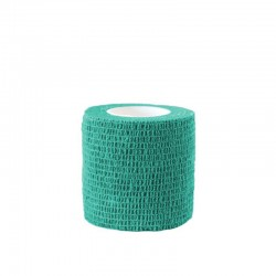 Benda Elastica Coesiva col. Mint Green