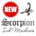 Scorpion Ink Machines