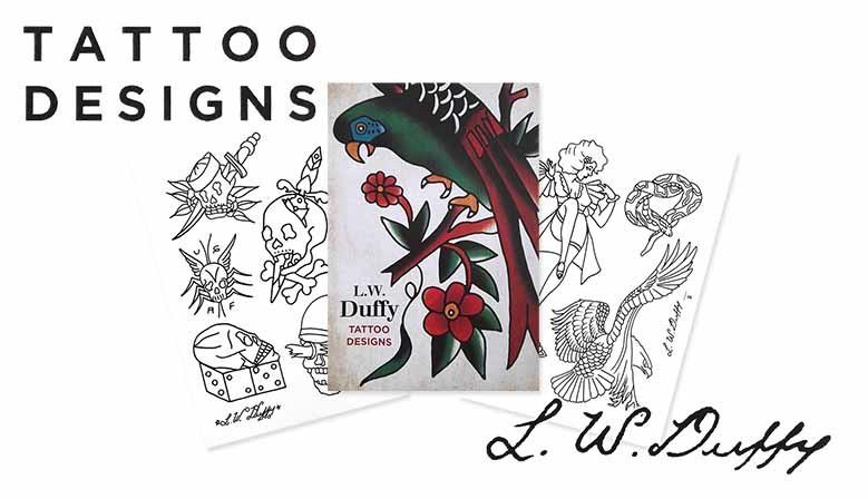 slideshow l.w. duffy tattoo designs by maciste iron