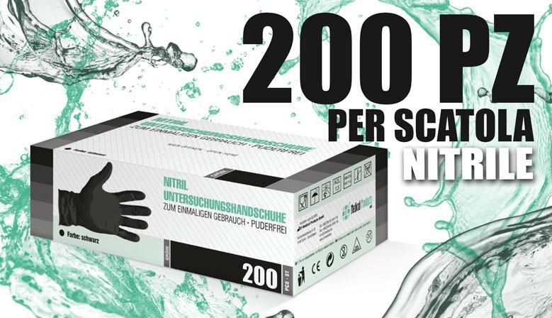 slideshow guanti nitrile sf medical 200