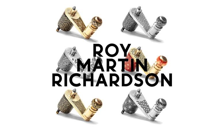 slideshow roy martin richardson rotary tattoo machines 09-2020