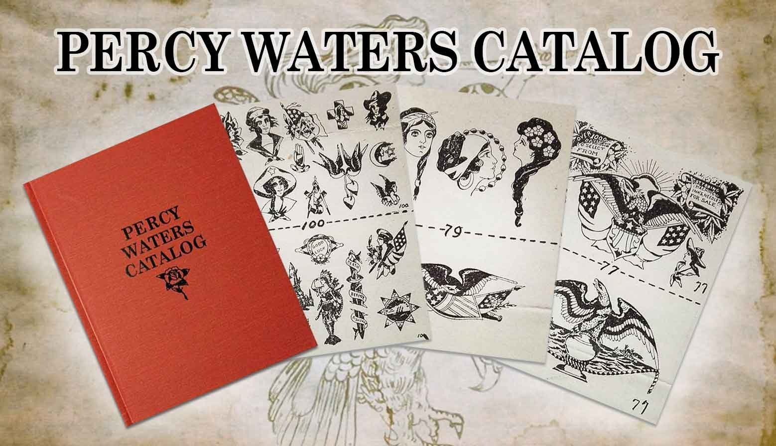 slideshow percy waters catalog
