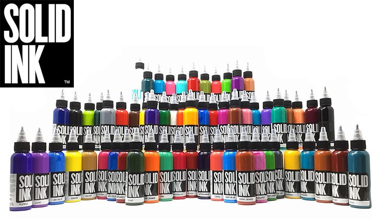 slideshow solid ink all colors